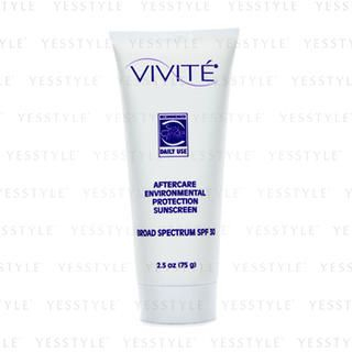 Aftercare Environmental Protection Sunscreen SPF 30 75ml/2.5oz