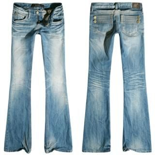 Buy Bluemint Boot cut Washed Jeans 1011021359
