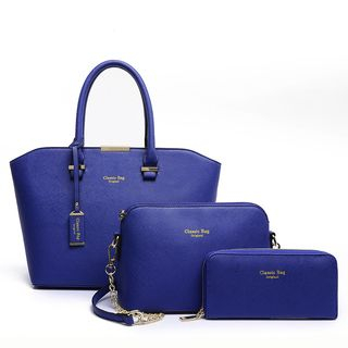 Set of 3: Tote + Crossbody Bag + Long Wallet 1052826847