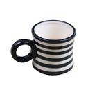 Striped Cupcake Cup 1596