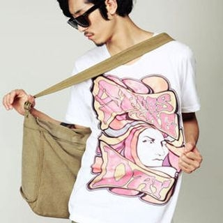 Buy SLOWBABA Printed T-Shirt White – One Size 1023011454