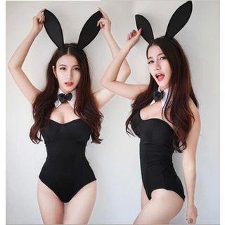 Bunny Girl Lingerie Costume Set 1048668786