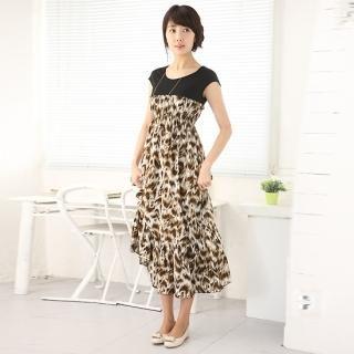 Buy Daisy Mock Two-Piece Maxi Dress 1022523052
