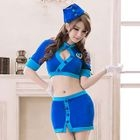 Flight Attendant Lingerie Set 1596