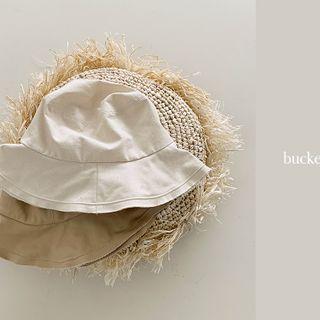 Bucket | Cotton | Hat