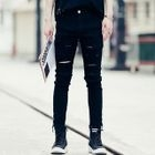 Ripped Skinny Jeans 1596