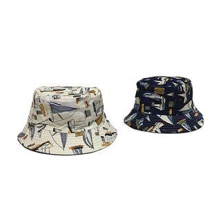Reversible | Bucket | Print | Hat