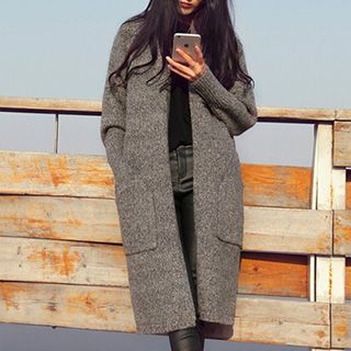 Open Front Long Cardigan 1045325788