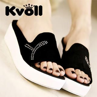 Picture of Kvoll Studded Platform Mule 1022987712 (Other Shoes, Kvoll Shoes, China Shoes, Womens Shoes, Other Womens Shoes)