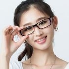 Square Glasses 1596
