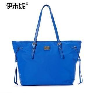 genuine-leather-trim-shoulder-bag