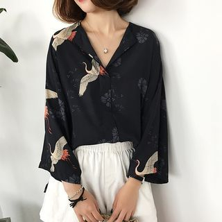 Image of Pattern Blouse