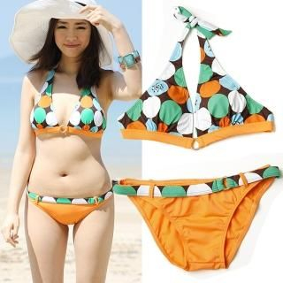 Picture of Soneed Polka Dot Bikini 1022881730 (Soneed Apparel, Womens Swimwear, South Korea Apparel, South Korea Swimwear)