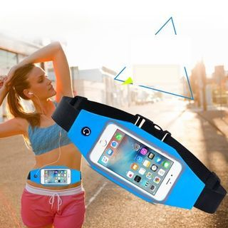 Waterproof Sports Touchscreen Waist Bag