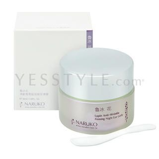 Lupin Anti-Wrinkle Firming Night Eye Gelly