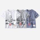 Kids Short-Sleeve Anchor Print T-shirt 1596