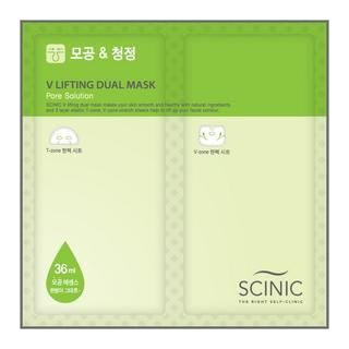 V lifting Dual Mask (Pore Solution) 5 pcs