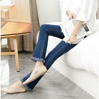 Maternity Boot-Cut Jeans 1058375903