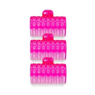 Holika Holika - Magic Tool Hair Rollers With Clip (M) 3pcs 3pcs 1063667265