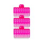 Holika Holika - Magic Tool Hair Rollers With Clip (M) 3pcs 1596