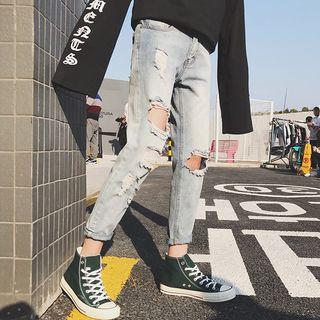 Slim-fit   Jean