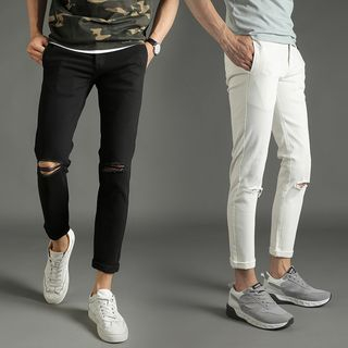 Distressed Jeans 1060326777
