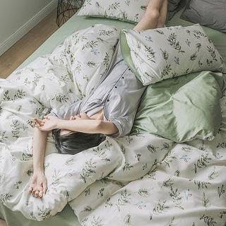 Bedding   Print   Bed   Set