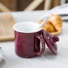 Coffee Mug with Lid 1596