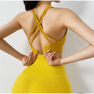 Push-Up | Strappy | Sport | Top
