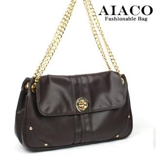 Picture of AIACO Handbag with Chain Strap 1020632025 (AIACO, Handbags, Korea Bags, Womens Bags, Womens Handbags)