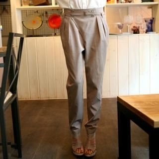 Buy M2-style Belted Baggy Pants 1022995803