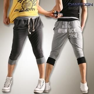 Picture of DANGOON Cropped Pants 1022517007 (DANGOON, Mens Pants, Korea)