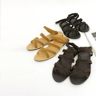 Picture of MUTNAM Sandals 1022858499 (Sandals, MUTNAM Shoes, Korea Shoes, Mens Shoes, Mens Sandals)