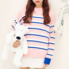 Striped Sweater 1596