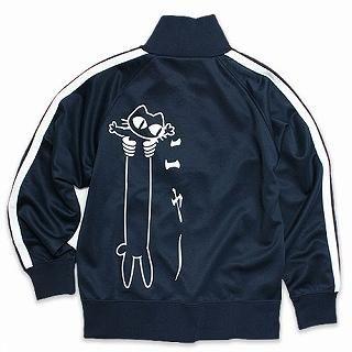 """Buy SCOPY Print Zip Jacket – """"LOVE CAT"""" 1013054355"""