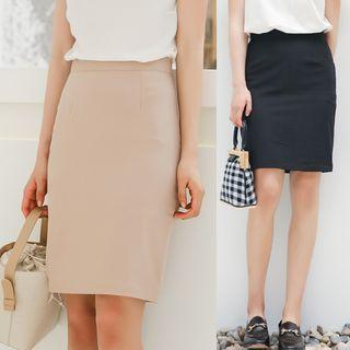 Miahynn Pencil Skirt
