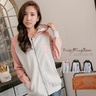 Two-Tone Hoodie 1035040318