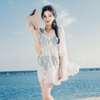 Lace Beach Cover Up 1065143576