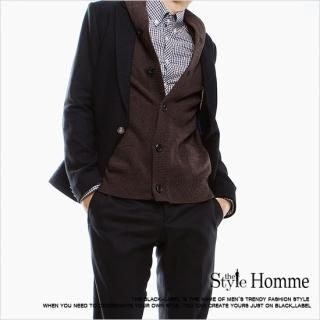 Buy Style Impact Single-Button Wool Blend Jacket 1021549802