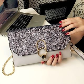 Sequined Clutch 1063399402