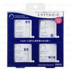 TRANSINO - Whitening Skincare Series Trial Set: Lotion 1.5ml x 4 + Essence 0.5g x 4 + Milk 1ml x 4 + Cream 0.5g x 2 14 pcs 1596