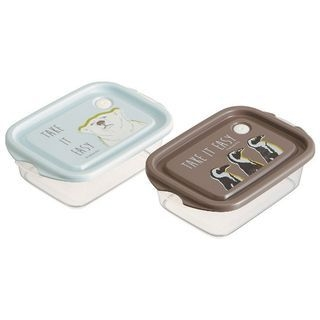 Take It Easy Seal Box (2 Pieces Set) 1057477860