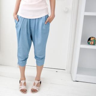 Buy Cookie 7 Cropped Baggy Pants 1022873770