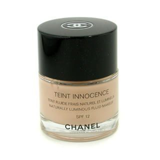 Buy Chanel – Teint Innocence Naturally Luminous Fluid Makeup SPF12 – # Gentle Ivory 30ml/1oz