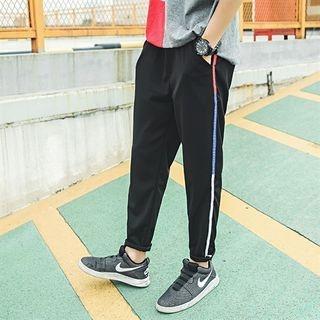 Contrast Stripe Sweatpants 1060442511