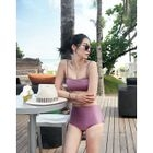 Square-Neck Bikini Set 1596