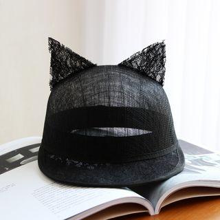 Cat Ear Cap