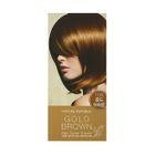 Nature Republic - Hair & Nature Hair Color Cream (#10N Gold Brown): Hairdye 60g + Oxidizing Agent 60g + Hair Treatment 9g 1596