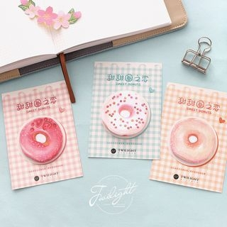 Donut Sticky Note 1060934329