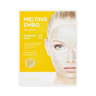 Melting Embo Gel Mask #Nourishing Bomb 1pc